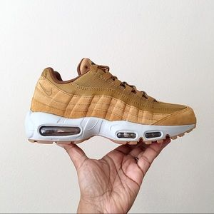 Nike Air Max 95 Special Edition Wheat Pack